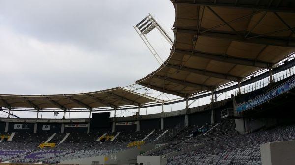 Architecture textile - Stadium