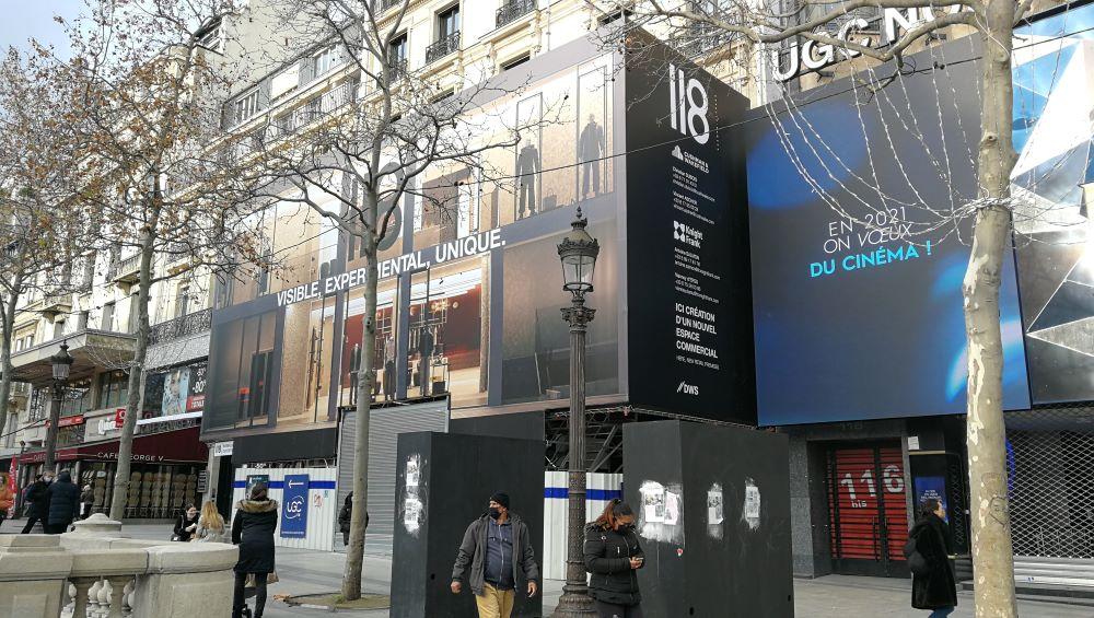 118 av des Champs Elysée